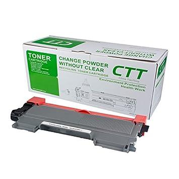 CTT TN2010 (Rec) por el uso del cartucho para impresoras Brother ...