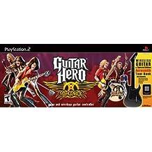 Guitar Hero Aerosmith Bundle Wireless - PlayStation 2