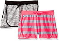 Limited Too Little Girls' 2 Pack Short (More Styles Available), 3062 Multi, 4
