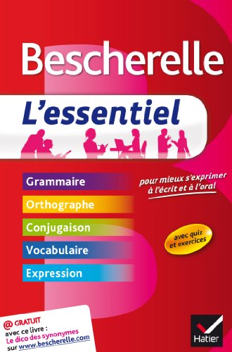 Bescherelle (French Edition) (Bescherelle Complete Guide To Conjugating 12000 French Verbs)