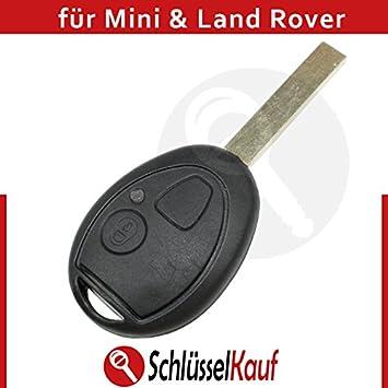 Land Rover Mini Cooper Llave de Coche 2 botones Carcasa ...