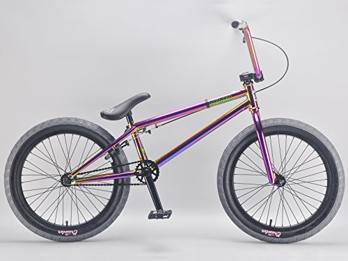 Mafiabikes Madmain 20 Purple Fuel Harry Main BMX Bike