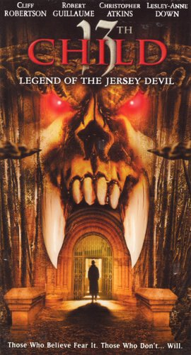 13th Child: Legend of Jersey Devil [VHS] (Gray Bree)