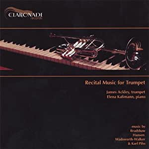 Recital Music for Trumpet