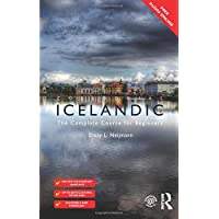 Colloquial Icelandic: The Complete Course for Beginners (Colloquial Series (Book Only))