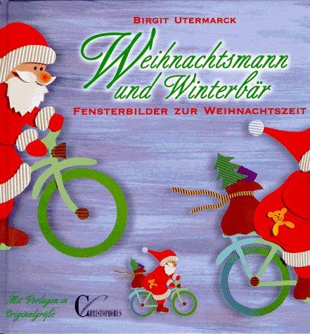 Weihnachtsmann und Winterbär