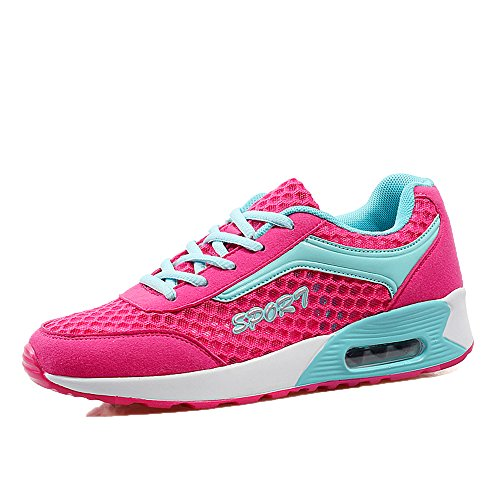 Running Fashion EnllerviiD 5 YG608meihong35 Max Rose M US Sneakers Walking Air Sports Shoes Women Mesh B f8xqxwnS