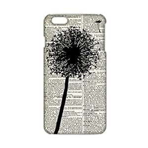 diy zhengCool-benz Cultural dandelion 3D Phone Case for Ipod Touch 5 5th