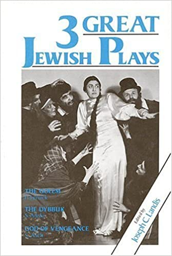 Book Three Great Jewish Plays by Joseph C. Landis (2000-04-01)