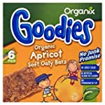 Organix Goodies Organic Apricot Soft...