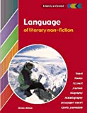 Language of Literary Non-Fiction Student's Book (Literacy in Context)