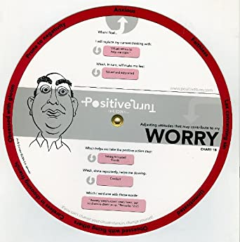 Worry Chart (Volvelle)