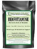 Benfotiamine - BioActive Form of Thiamine - Vitamin B-1 Powder, 5 kg
