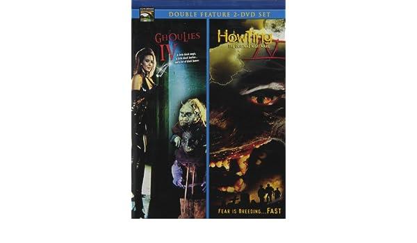 Ghoulies 4 & Howling 4: Original Nightmare Reino Unido DVD ...