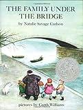 The Family under the Bridge, Natalie Savage Carlson, 0060209917