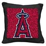 MLB Los Angeles Angels Pillow Latch Hook Kit, 9-Inch
