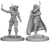 Pathfinder: Deep Cuts Unpainted Miniatures: Human Female Rogue