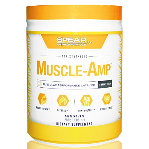 CAFFEINE-FREE Natural Pre-workout- BUILD MUSCLE, BOOST POWER, ENHANCE ENDURANCE, INCREASE STRENGTH, Creatine, Beta Alanine, Betaine (TMG), and Ribose to Promote Cellular Energy & Replenish ATP stores