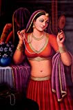 Rajasthan Village Belle Art Lively to Decor Your Home Hotel Office Bedroom Lobby or Living Room