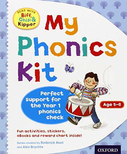 Oxford Reading Tree Read With Biff, Chip, and Kipper: My Phonics Kit