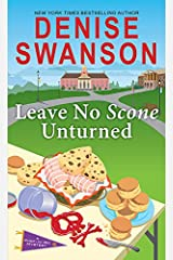Leave No Scone Unturned (Chef-to-Go Mysteries Book 2) Kindle Edition