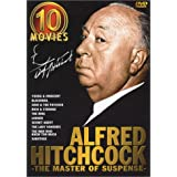 Alfred Hitchcock - The Master of Suspense DVD Set