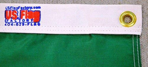 5b2b46e2303d US Flag Factory 4 x6  Mexico Mexican Flag (Sewn Stripes) Outdoor SolarMax  Nylon - Made in America - 946Mexico   Flags   Patio