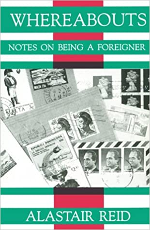 Book Whereabouts: Notes on Being a Foreigner