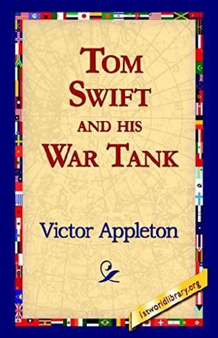 book cover of Tom Swift and His War Tank