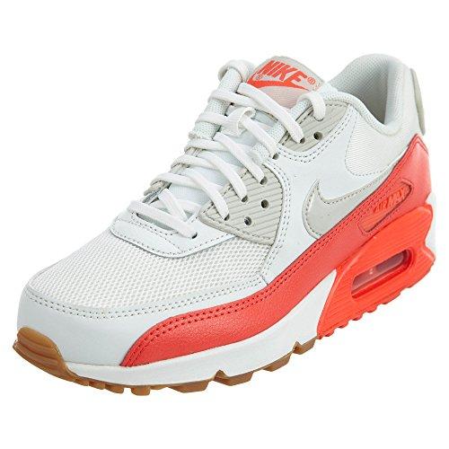 newest b18c7 25ecf Galleon - Nike Womens Air Max 90 Essential Running Shoes Sz 7