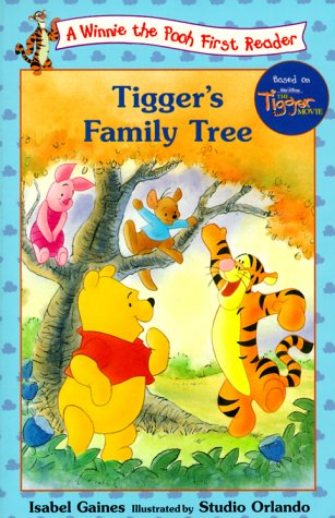 (Tigger's Family Tree (Winnie the Pooh First Readers, 20))