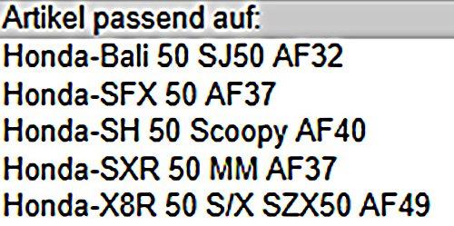 7,50/€ Pfand Wartungsfreie 12V Fulbat Batterie FTR4A-BS MF 2,3 Ah inkl