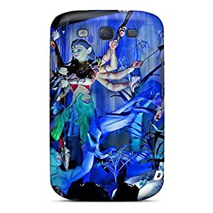 Special Design Back Durga Mata Festival Puja Phone Case Cover For Galaxy S3