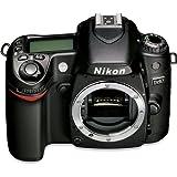 Nikon D80 DSLR Camera (Body only) (OLD MODEL)