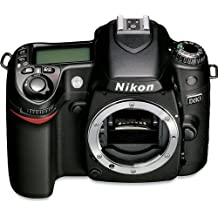 Nikon D80 DSLR Camera (Body only)