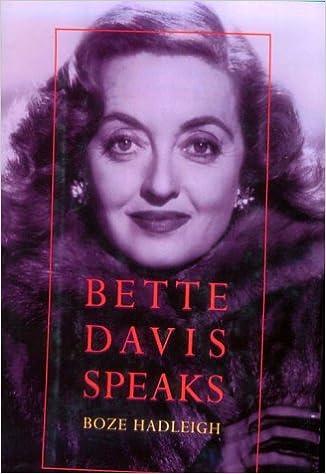 Image result for bette davis speaks