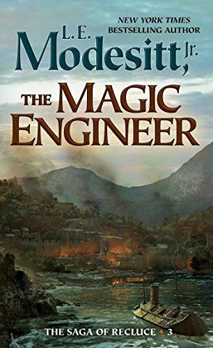 The Magic Engineer (Saga of Recluce Book 3)