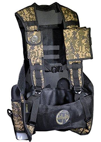 Tippmann Paintball Tactical Sport Vest - - Gear Tippmann