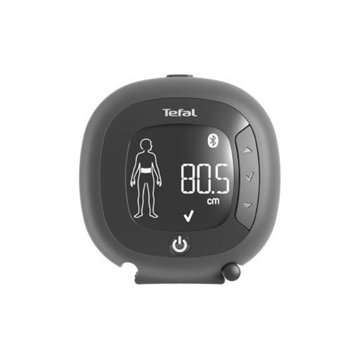 Tefal YD3090S1 Báscula Personal electrónica Negro - Báscula de baño (Báscula Personal electrónica, 180 kg, 100 g, kg, Negro, 10 kg): Amazon.es: Hogar