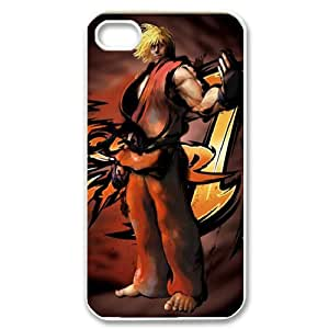 Personal Phone Case Street Fighter For iPhone 4,4S S1T3402