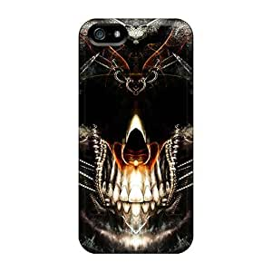 Shockproof Hard Phone Covers For Iphone 5/5s (Svu3737exMX) Provide Private Custom Vivid Avenged Sevenfold Series