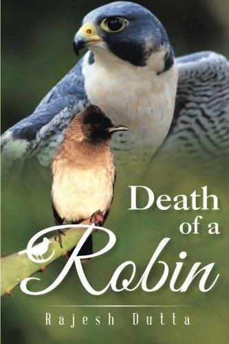 Book: Death of a Robin by Rajesh Dutta