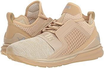 Puma Men's Ignite Limitless Knit Sneaker,pebblewhisper White,10.5 M Us 4