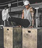 COOFANDY Men's 3 Pack Quick Dry Workout Tank Top