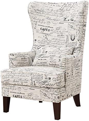 Abbey Avenue Millie Accent Chair - a good cheap living room chair