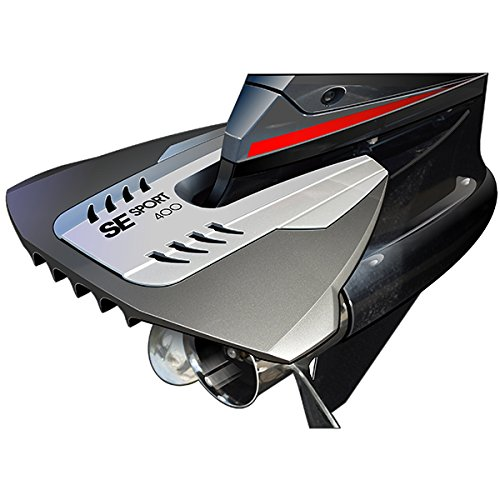 (Sport Marine SE Sport SE400 Hydro Foil Black for 40 HP and Up 74644)