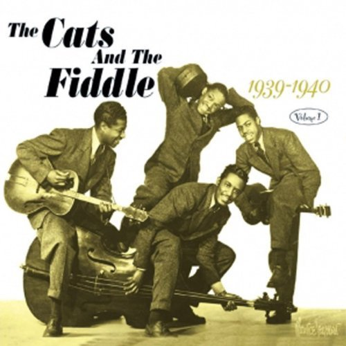 We Cats Will Swing For You Vol 1 by Cats & The Fiddle (2003-05-03) ()
