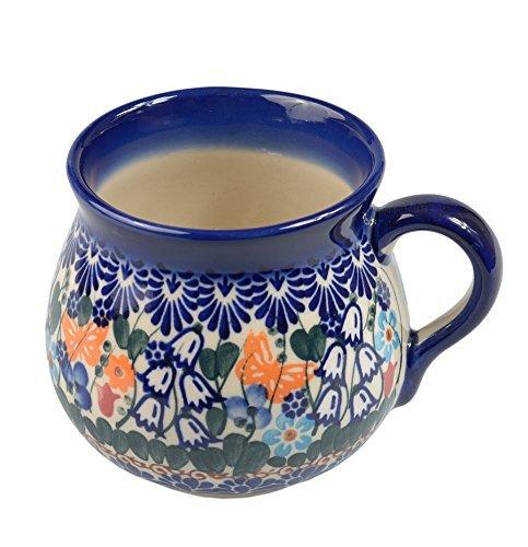Porcelain Barrel Mug - 8