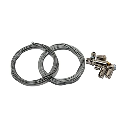 Set para reparación de Cable Bowden, Cable del Acelerador, Freno, Marchas y Embrague