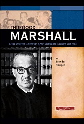Civil Rights Lawyer and Supreme Court Justice Thurgood Marshall